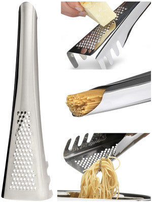 Pasta Server with Cheese Grater and Measurer design by Sagaform