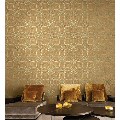 Patina Wallpaper by Seabrook Wallcoverings