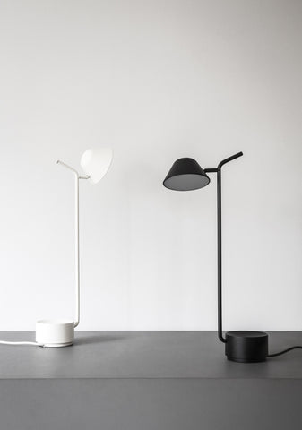 Peek Table Lamp in Black