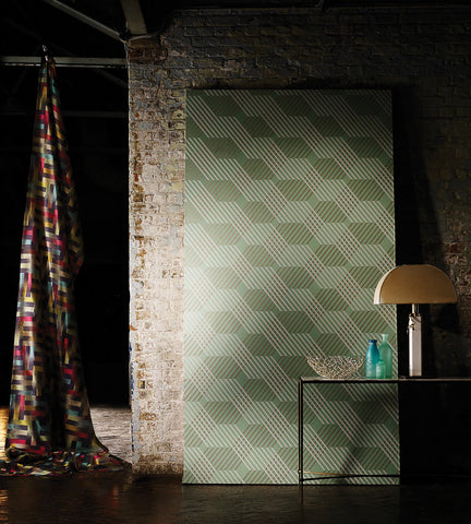 Petipa Wallpaper from the Fantasque Collection by Osborne & Little