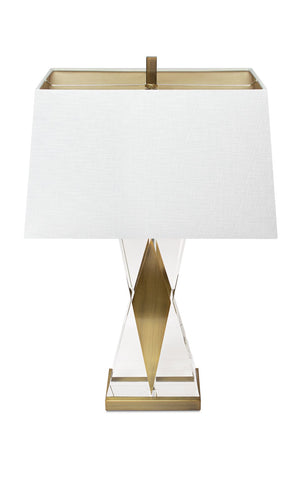 Pierpont Table Lamp by Couture Lamps