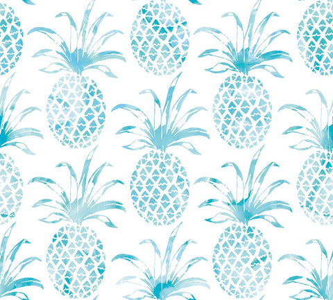 Pina Pintada Wallpaper in Island design by Aimee Wilder