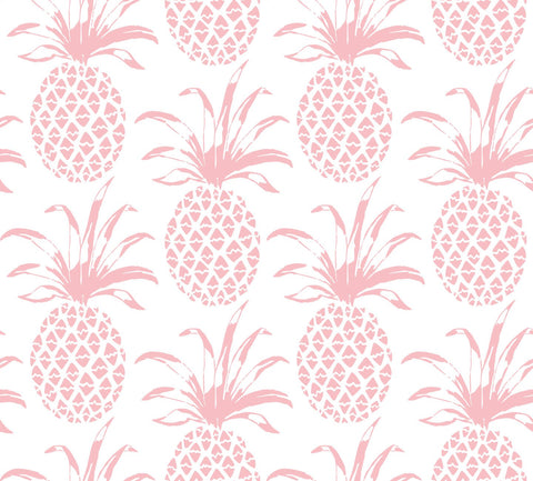 Pina Sola Wallpaper in Rosa design by Aimee Wilder