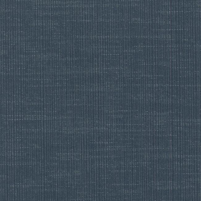 Sample Pincord Wallpaper in Navy from the Design Digest Collection by York Wallcoverings