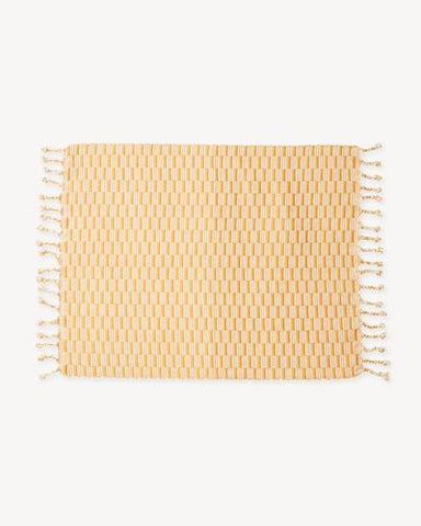 Panalito Placemat in Gold by Minna