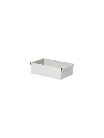 Plant Box Container in Light Grey by Ferm Living