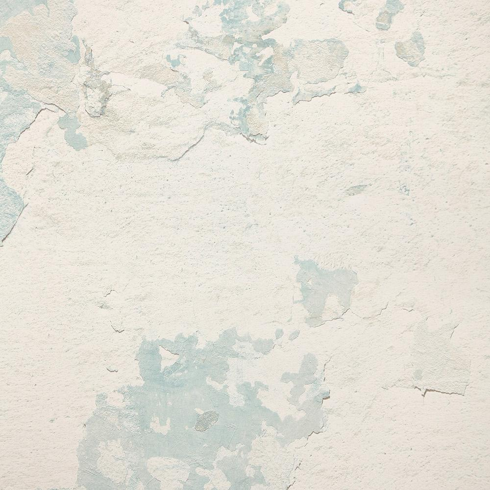 Plaster Crackle Wallpaper in Grey from the Precious Elements Collection by Burke Decor