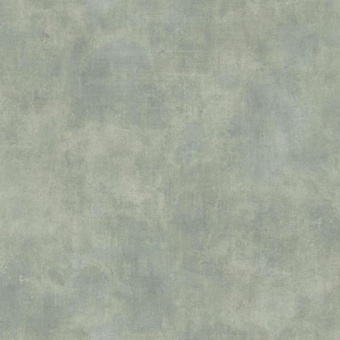 Plaster Finish Wallpaper in Stone Blue from Magnolia Home Vol. 2 by Joanna Gaines