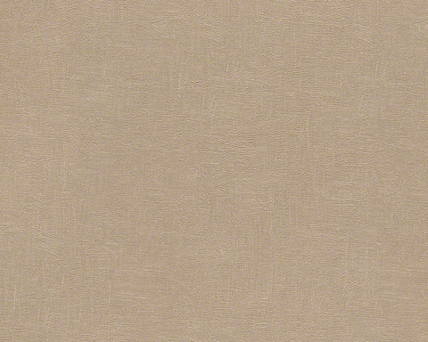 Plaster Wallpaper in Beige design by BD Wall