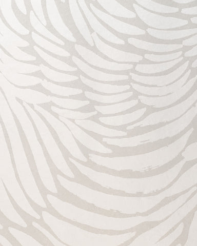 Sample Plume Wallpaper in Ice design by Jill Malek