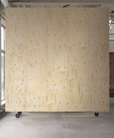 Plywood Wallpaper design by Piet Hein Eek for NLXL Wallpaper