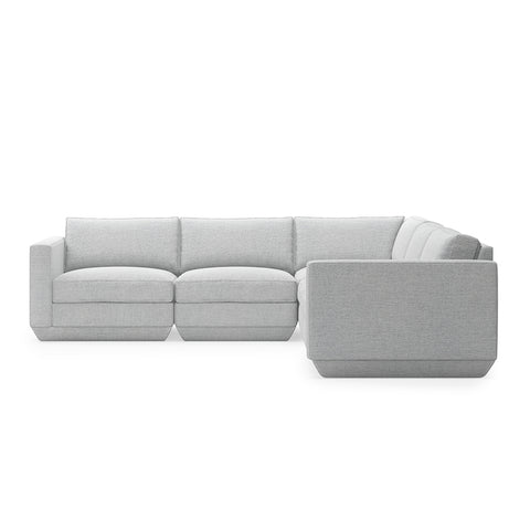 Podium Modular 5-Piece Corner Sectional