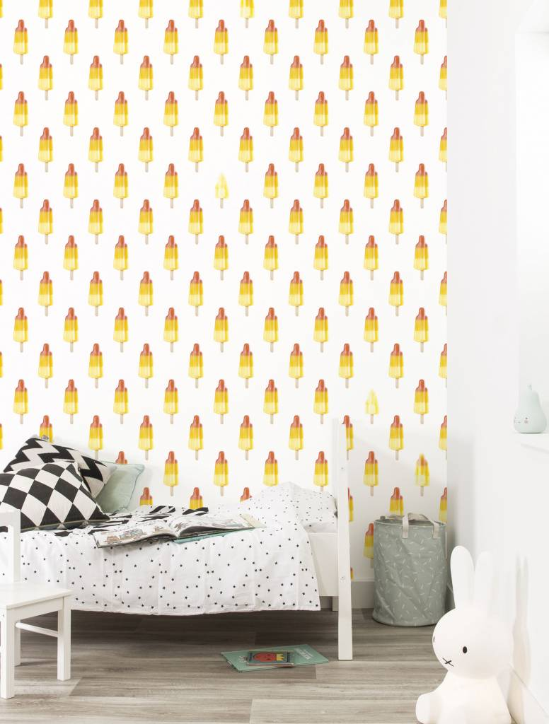 Popsicles Kids Wallpaper by KEK Amsterdam
