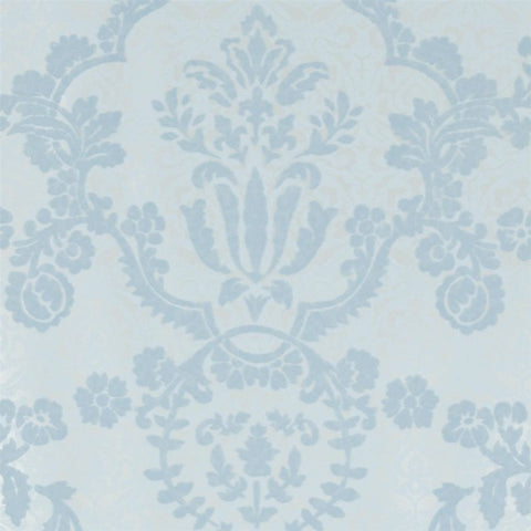 Portia Wallpaper in Delft from the Edit Vol. 1 Collection by Designers Guild