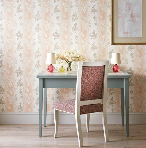Posingford Wallpaper from the Ashdown Collection by Nina Campbell for Osborne & Little