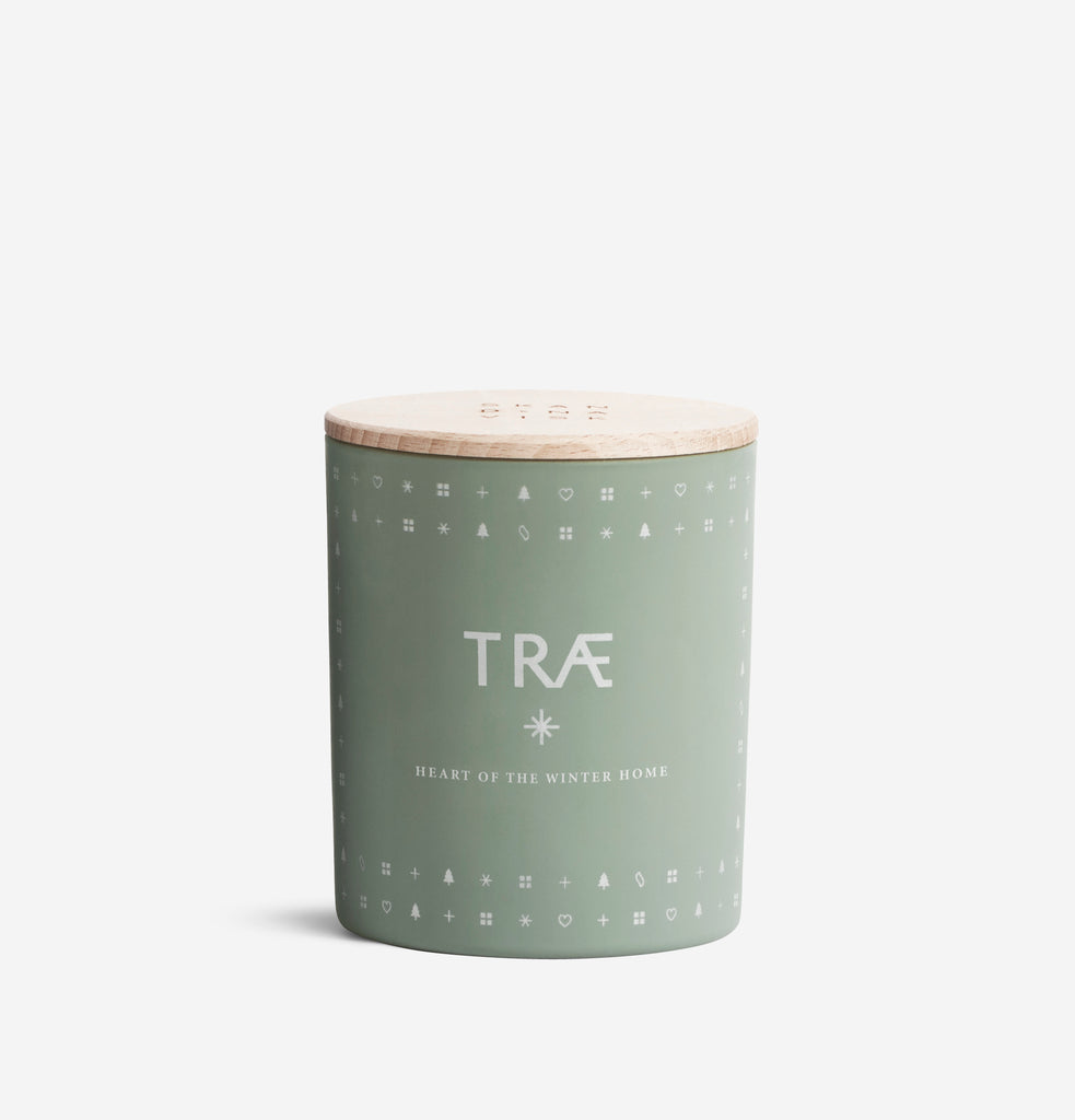 TRÆ Scented Candle by Skandinavisk