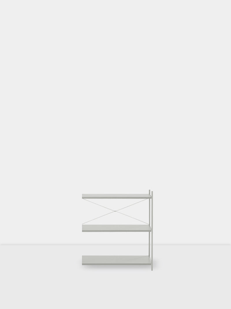 Punctual Shelving System in Grey design by Ferm Living