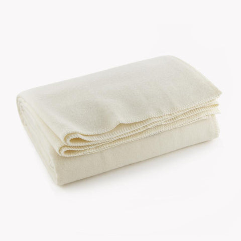 Pure & Simple Altitude Wool Blanket by Faribault
