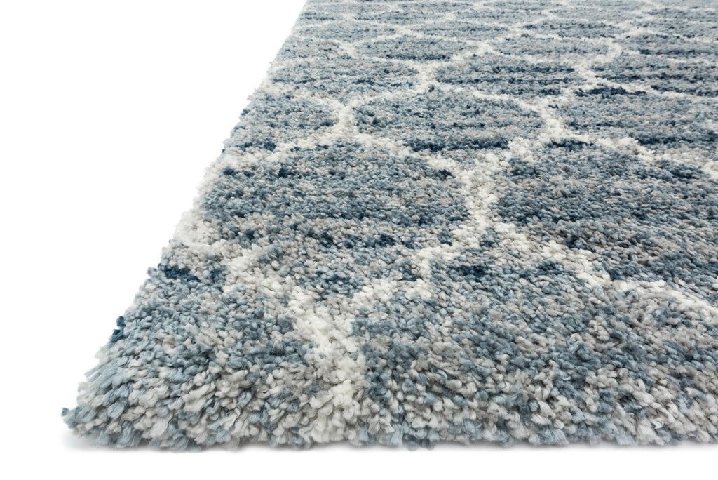 Quincy Rug in Spa & Pebble by Loloi