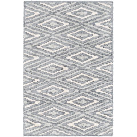Quartz Hand Tufted Rug
