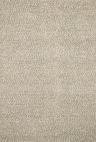 Quarry Rug in Oatmeal by Loloi