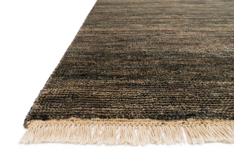 Quinn Rug in Charcoal by Loloi