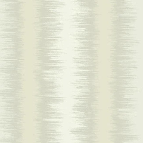 Quill Stripe Wallpaper in Beige from the Botanical Dreams Collection by Candice Olson for York Wallcoverings