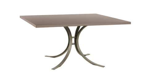 Quincy Square Dining Table in Taupe design by Redford House