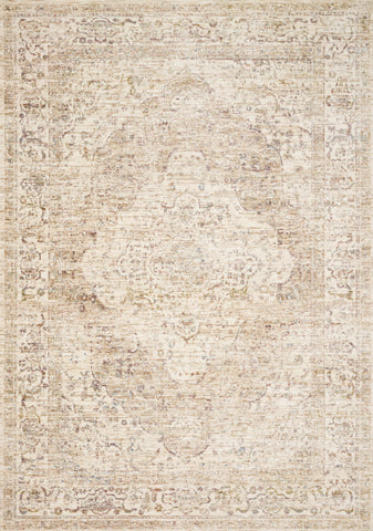 Revere Rug in Ivory / Berry by Loloi