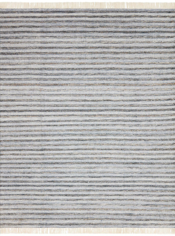 Rey Rug in Denim / Natural by Justina Blakeney x Loloi
