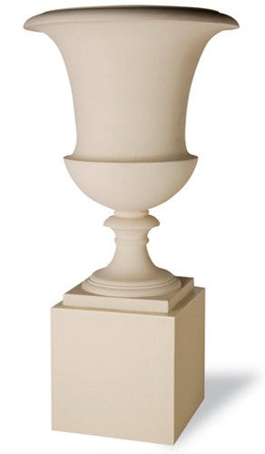 Roman 1 Urn in Stone design by Capital Garden Products