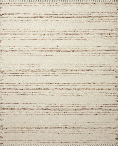 Roman Rug in Ivory / Pebble by Loloi