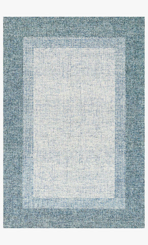 Rosina Rug in Aqua by Loloi