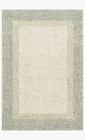 Rosina Rug in Olive by Loloi