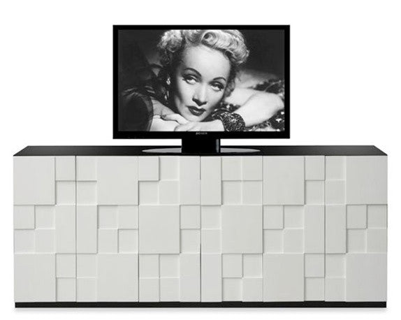 Rubick Entertainment Console by Burke Decor