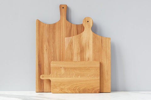 European Cutting Boards, Set of Three