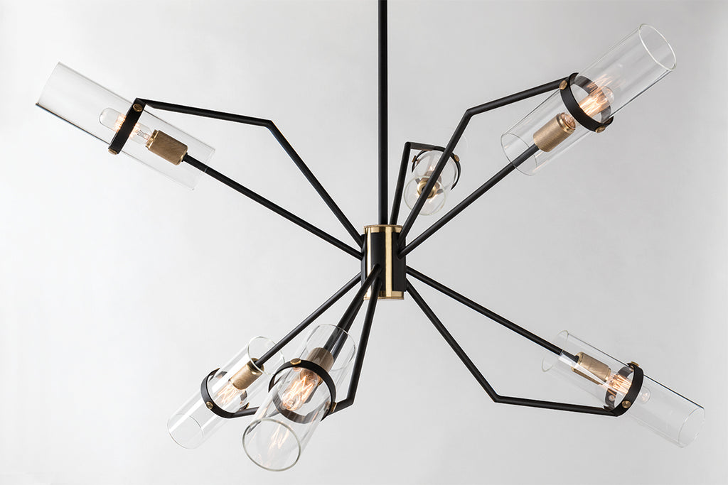 Raef 6 Light Chandelier