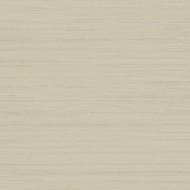 Sample Ragtime Silk Wallpaper in Beige Pearlescent and Brown from the Deco Collection by Antonina Vella for York Wallcoverings
