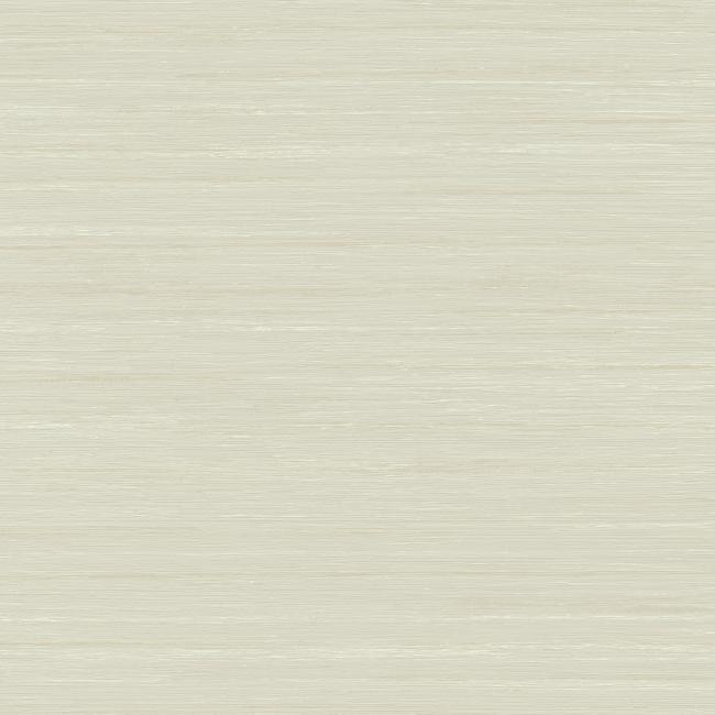 Sample Ragtime Silk Wallpaper in Beige from the Deco Collection by Antonina Vella for York Wallcoverings