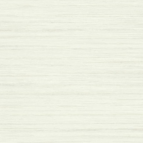 Ragtime Silk Wallpaper in Ivory and Beige from the Deco Collection by Antonina Vella for York Wallcoverings