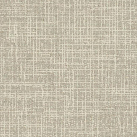 Randing Weave Wallpaper in Beige from the Moderne Collection by Stacy Garcia for York Wallcoverings
