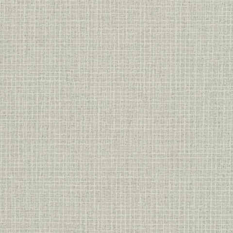 Randing Weave Wallpaper in Muslin from the Moderne Collection by Stacy Garcia for York Wallcoverings