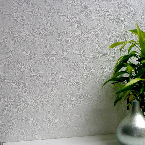 Ranworth Paintable Textured Wallpaper design by Brewster Home Fashions