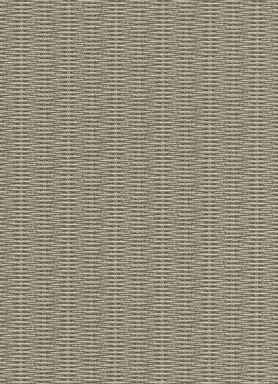 Rattan Wallpaper in Brown and Light Grey design by BD Wall