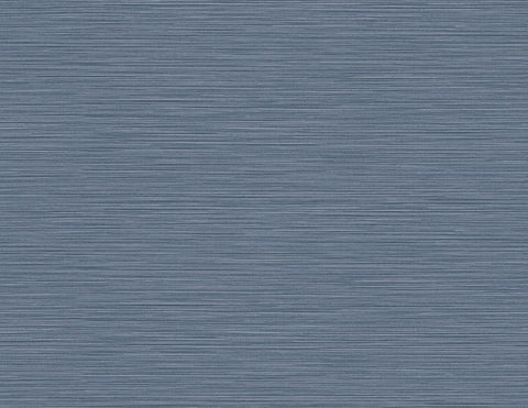 Reef Embossed Vinyl Wallpaper in Air Force Blue from the Luxe Retreat Collection by Seabrook Wallcoverings