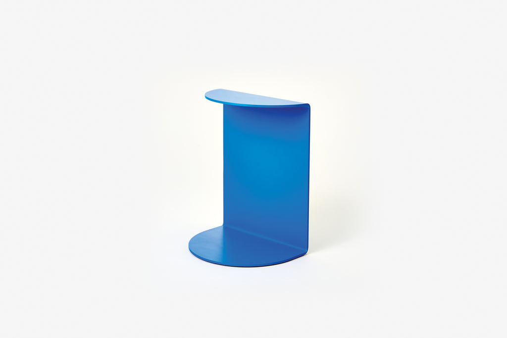 Blue Reference Bookend design by Areaware