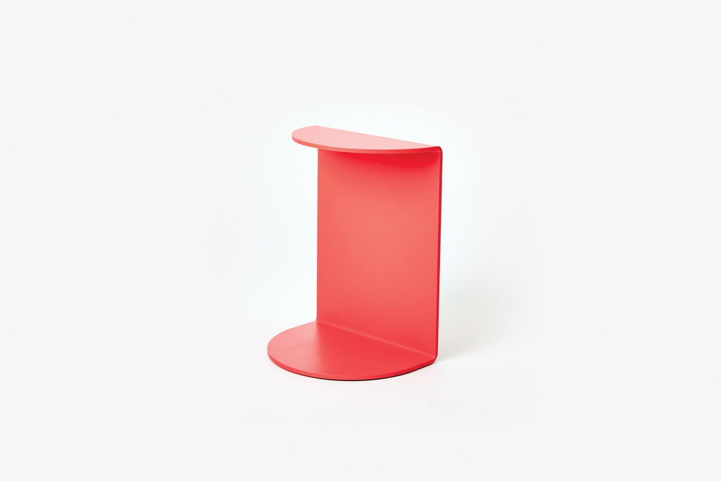 Red Reference Bookend design by Areaware