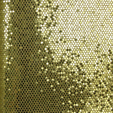 Reflective Gold Sequins Wallpaper by Julian Scott Designs