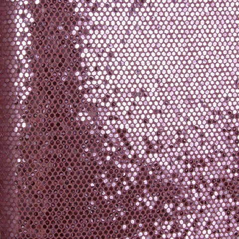Reflective Pink Sequins Wallpaper by Julian Scott Designs