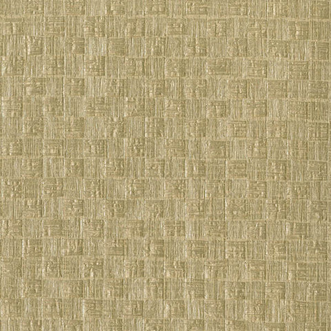 Reka Neutral Paper Weave Wallpaper from the Jade Collection by Brewster Home Fashions